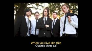 Mayday Parade - Stay HD (Sub español - ingles)