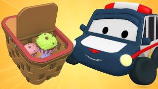 Die winzige Stadt -  Cupcakes und Hexen - Lehrreiche Cartoons für Kinder 👶 🚚
