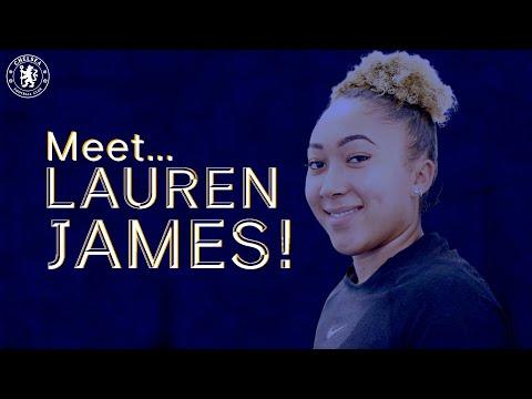 Meet Lauren James | Q&A with new Chelsea signing!