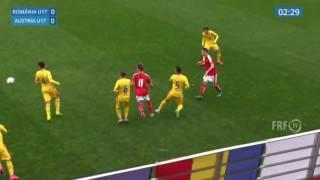 Romania U17 vs Austria U17 full match