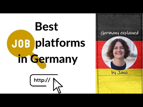 Finding a job in Germany: What are the best job platforms? #askmeetra