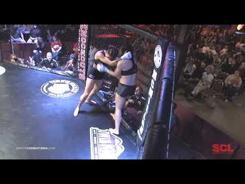 SCL47  Ashley Masten VS Karla Alvarez 120lb
