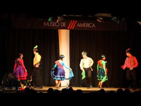 Danza chilena Cachimbo