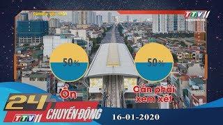 #24hchuyendong #tayninhtv 24h Chuyển động 16-01-2020 | Tin tức hôm nay | TayNinhTV