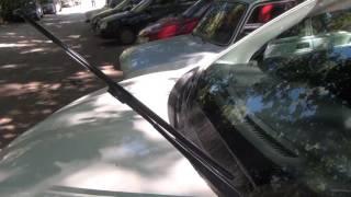 что нужно знать о дворниках в Nissan Qashqai