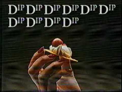 Kraft Dip n Spread ad 1988 from Australian TV