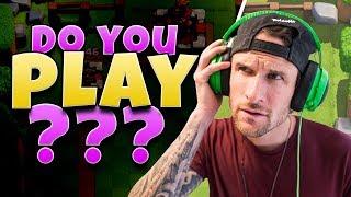 Do you still play Clash Royale?