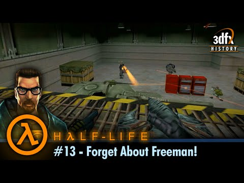 Quantum3D - Aalchemy AA5 8232SB - Half-Life - #13 - Forget About Freeman! [Gameplay]