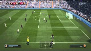 FIFA 15 Gameplay GTX960 Ultra Graphics