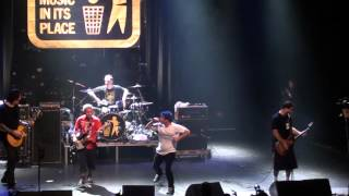 Lagwagon - Angry Days (Live @ Metropolis Mtl)