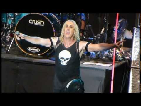 Twisted Sister - We&39;re Not Gonna Take It - Clearfield PA   8-04-12