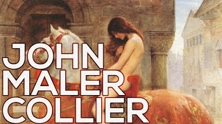 John Maler Collier: A collection of 209 paintings (HD)