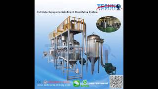 China Best Cryogenic Grinding System