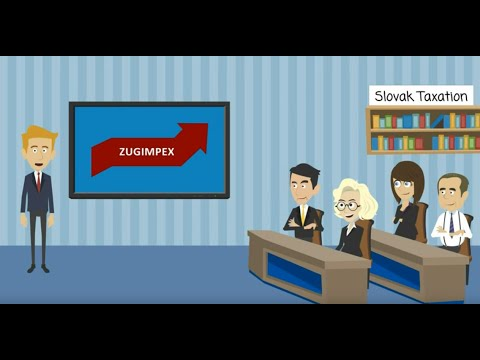 Slovak taxation in 9 minutes