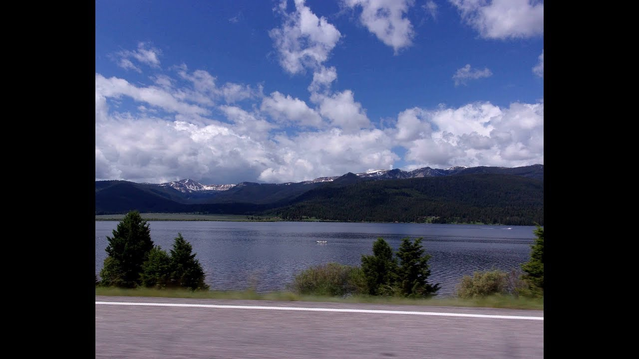 Forrest Fenn - The West End of Hebgen Lake