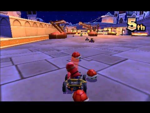 Mario Kart 7: Shy Guy Bazaar [1080 HD]