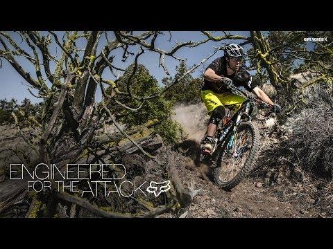 Fox MTB Presents | Kirt Voreis & Cam McCaul 2014 Trail Edit