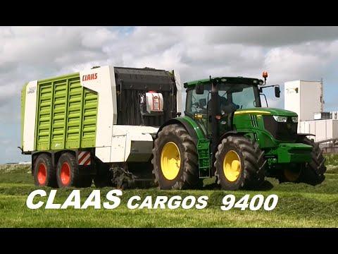 Claas Cargos 9400. Loonb.Van der Velde, Appingedam.