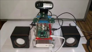 CrazyEngineers : Voice Controlled Personal Assistant using Raspberry Pi