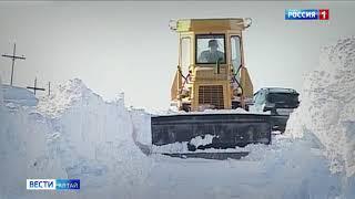 Опять метель: Алтайский край отчаянно борется со снегом и ждёт нового удара стихии