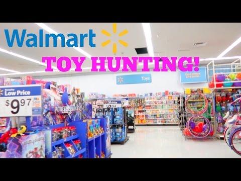 Walmart Toy Hunting! | ThePlusSideOfThings