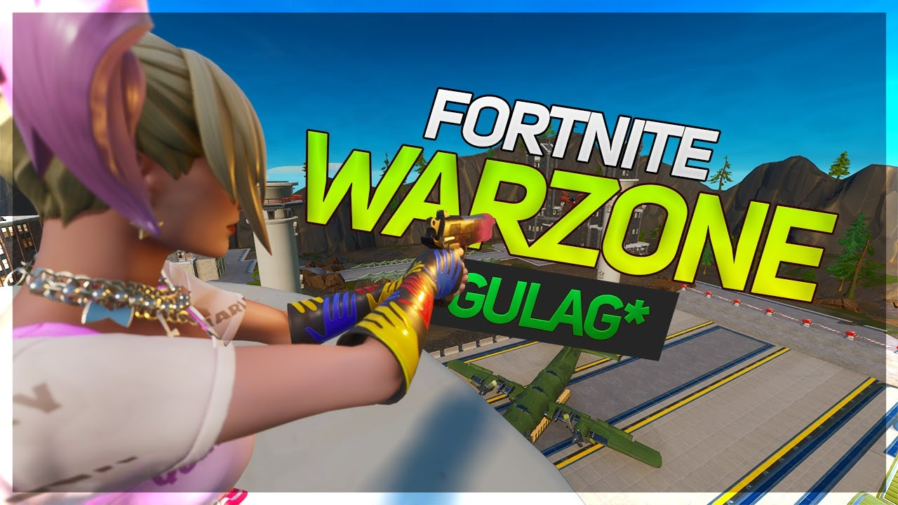 Call of Duty Warzone but in Fortnite!!! (Map Showcase and ...