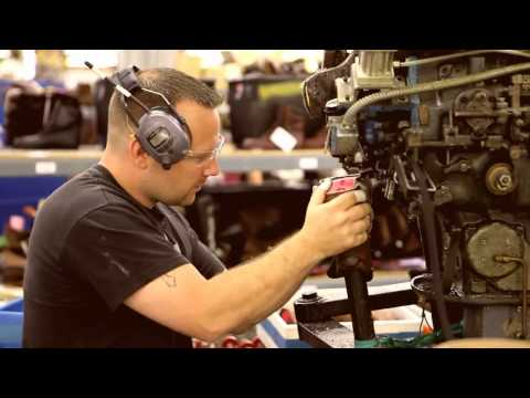 Red Wing Shoes Factory Visit