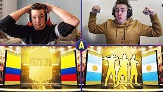 OMG! 3x WALKOUT W NAJLEPSZYM PACK AND PLAY W HISTORII! ADRYAN VS DEXU | FIFA 19