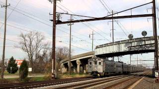 Amtrak Northeast Corridor, Thanksgiving Sunday 2011 (Part 1)