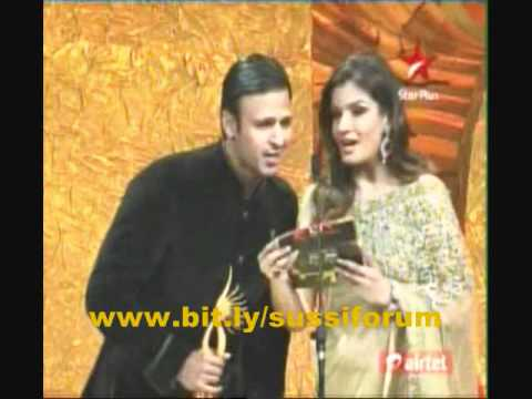 "Shreya Ghoshal ""Best Singer"" For ""Teri Meri""-Bodyguard At IIFA 2012"