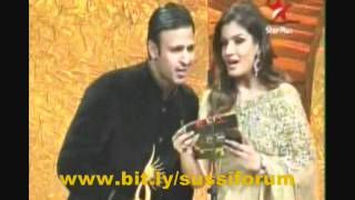 "Shreya Ghoshal ""Best singer"" for ""Teri meri""-Bodyguard at IIFA 2012"