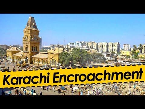 Karachi Encroachment Operation | Saddar Empress Market