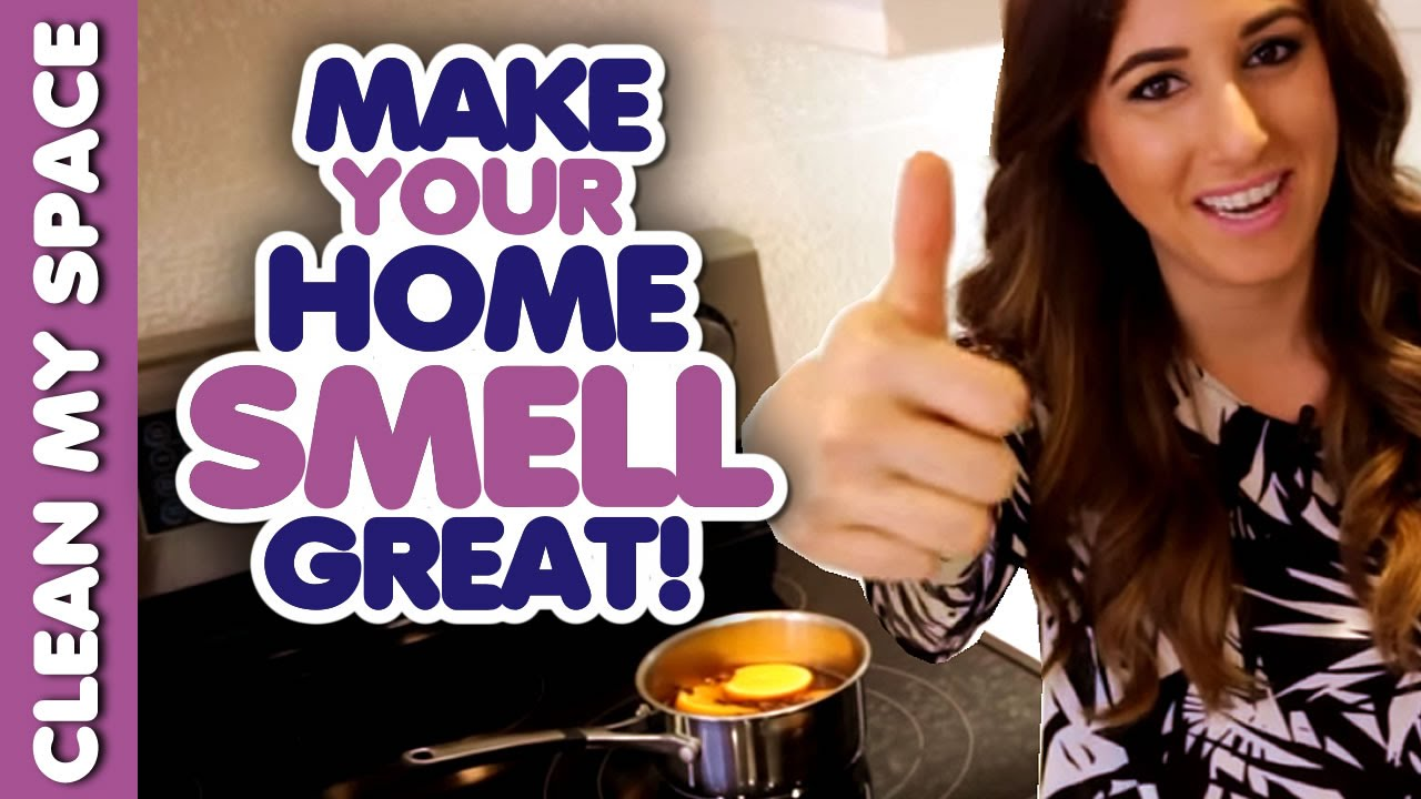 watch 7 ways to make your home smell fresh clean diy