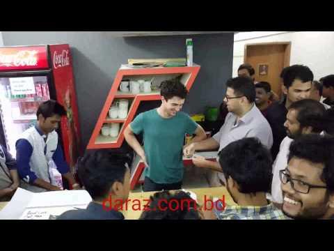 Birthday celebration at Daraz Bangladesh office