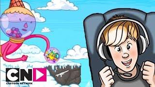 Avalaunch! Walkthrough | Scott The Human | Cartoon Network
