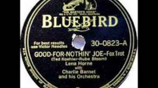 Lena Horne - Good for Nothin