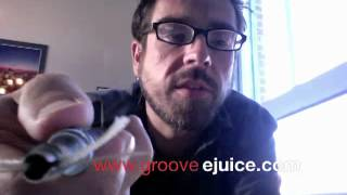 How to clean a Vision 3 eGo Clearomizer / Stardust