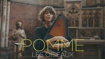 """Pomme """"Les Oiseaux"""" - Session Acoustique par """"Bruxelles Ma Belle"""""""
