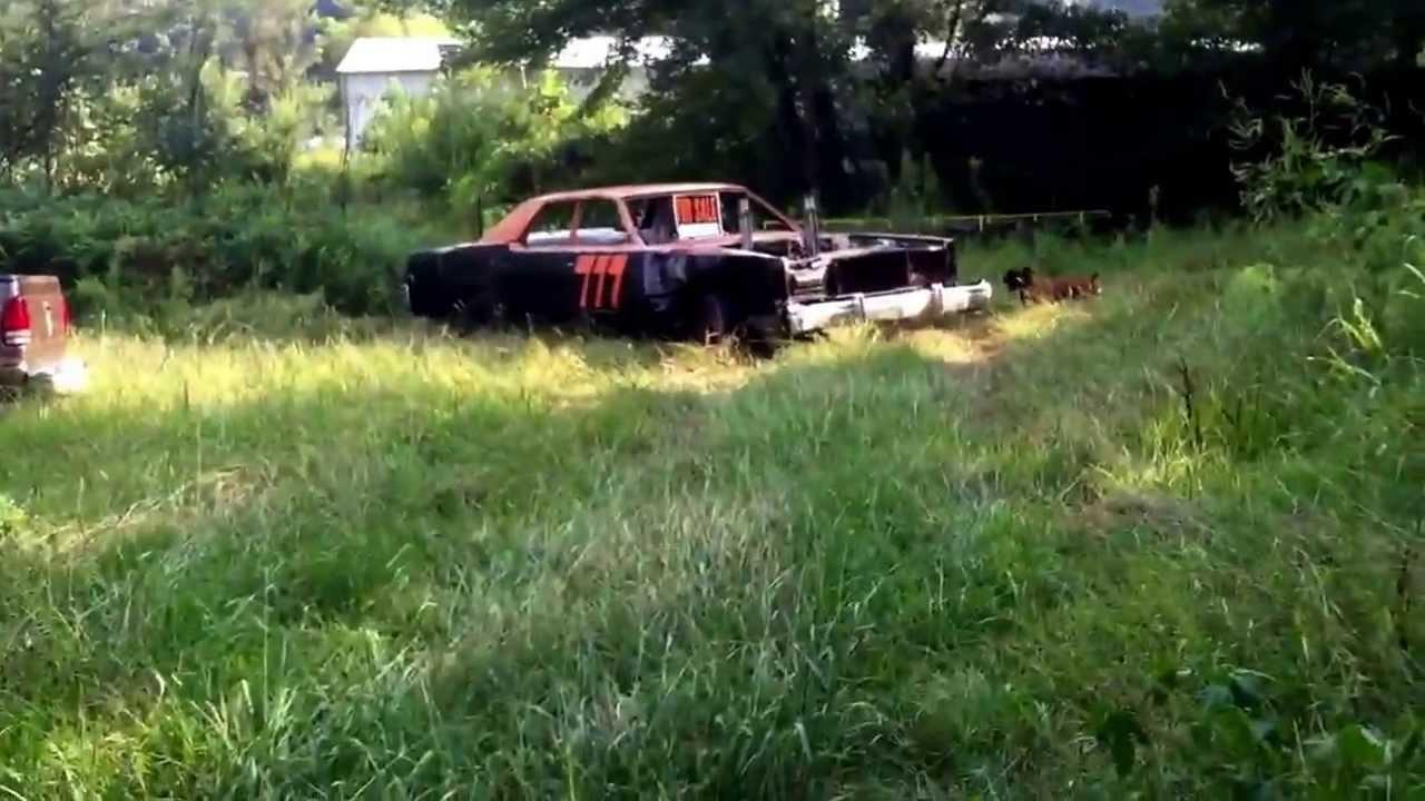 Adam brockwell derby car for sale - YouTube