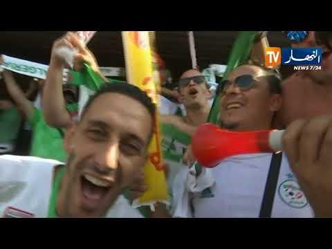 صدى الكان: صدام قوي بين الخضر والسنغال في نهائي الكان