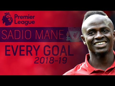 Every Sadio Mane goal from the 2018-19 Premier League season   NBC Sports