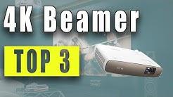 TOP 3: Bester 4K UHD BEAMER 2020! Günstiger und Bester Beamer! [DEUTSCH]