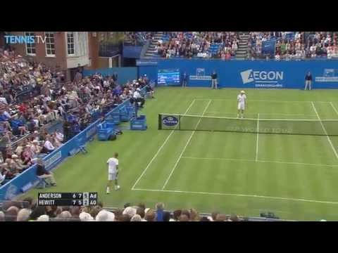 2015 Aegon Open - ATP Queen's Monday Highlights