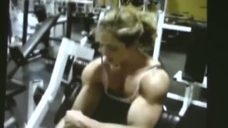 Самые красивые девушки в бодибилдинге  The most beautiful women in bodybuilding