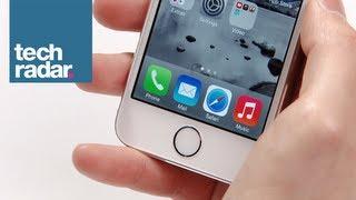 iPhone 5S hands on walkthrough
