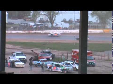 IMCA Sportmod Feature Seymour Speedway 5/31/15