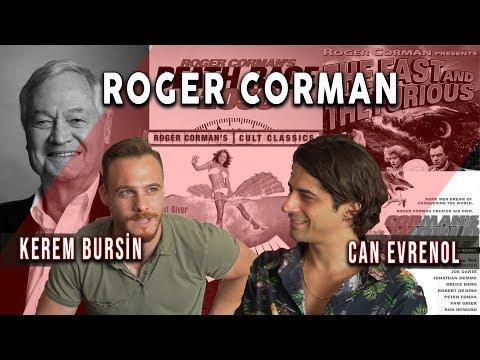 Kerem Bürsin ile Roger Corman Sineması | Can Evrenol 🎬