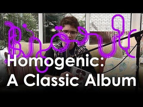 Björk - Homogenic: A Classic Album | A review of Homogenic