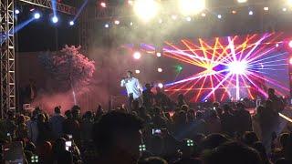 Châu Khải Phong live show tại quê hương TP Vinh trong đêm Fastival 2019