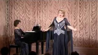 Марина Шутова / Marina Shutova - Ночь (А. Rubinstein)